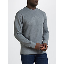 Buy Penfield Farley Sweatshirt, Grey Online at johnlewis.com