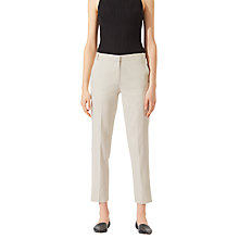 Buy Jigsaw Portofino Linen Trousers Online at johnlewis.com