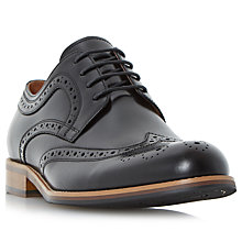 Buy Dune Radcliffe Leather Brogues Online at johnlewis.com