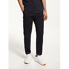 Buy Kin by John Lewis Stretch Cotton Chinos, Navy Online at johnlewis.com