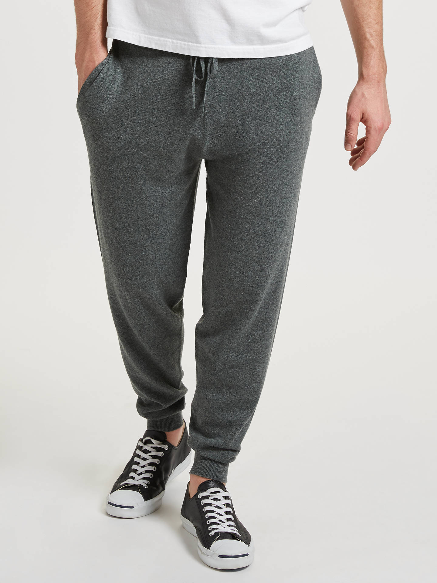cheap for discount exquisite style search for original John Lewis Cashmere Joggers at John Lewis & Partners