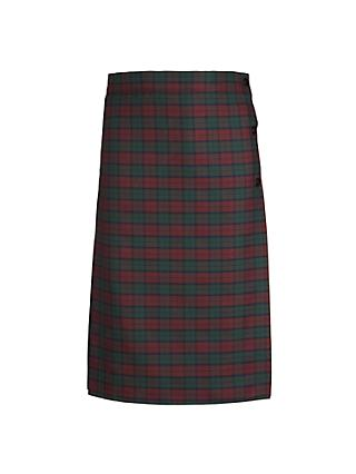 Redmaids High Girls' School Skirt, Tartan