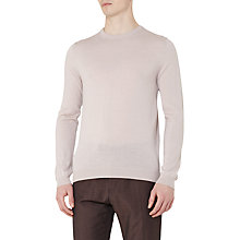Buy Reiss Hart Merino Wool Crew Neck Jumper Online at johnlewis.com