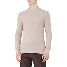 Buy Reiss Windmill Textured Cotton Jumper Online at johnlewis.com
