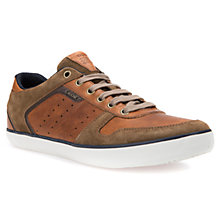 Buy Geox Box Trainers Online at johnlewis.com
