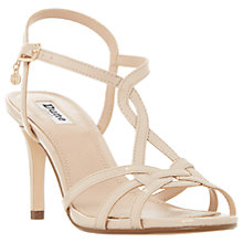 Buy Dune Minee Strappy Stiletto Sandals Online at johnlewis.com