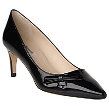 Buy L.K. Bennett Bernenice Pointed Toe Court Shoes Online at johnlewis.com