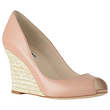 Buy L.K. Bennett Estela Wedge Heeled Sandals Online at johnlewis.com