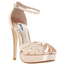 Buy Dune Mixi Stiletto Heeled Platform Sandals Online at johnlewis.com