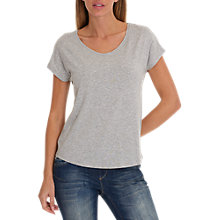 Buy Betty Barclay V-Neck Cap Sleeve T-Shirt Online at johnlewis.com