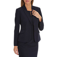 Buy Betty & Co. Two Button Blazer, Dark Sapphire Online at johnlewis.com
