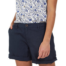 Buy Fat Face Linen Shorts Online at johnlewis.com
