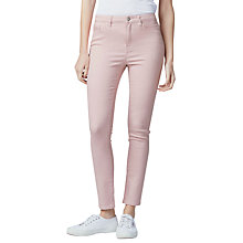 Buy Warehouse Cropped Skinny Cut Jeans Online at johnlewis.com