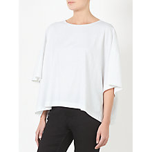 Buy Kin by John Lewis Square T-Shirt, White Online at johnlewis.com