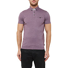 Buy Ted Baker Frankiy Knitted Polo Shirt Online at johnlewis.com