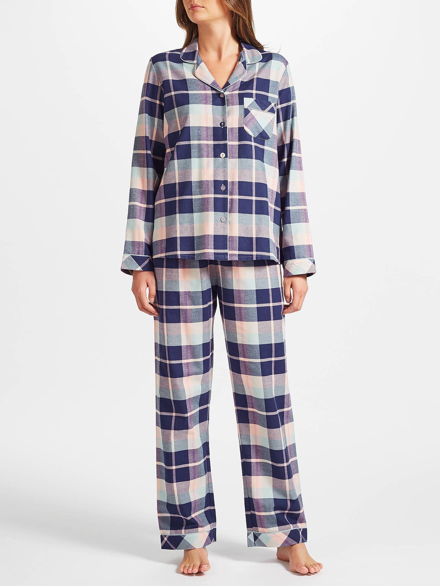 BuyJohn Lewis Hannah Check Pyjama Set 1e56a4920
