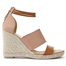 Buy Mint Velvet Iris Wedge Heeled Sandals Online at johnlewis.com