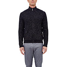 Buy Ted Baker T for Tall Akelatt Funnel Neck Cardigan, Navy Online at johnlewis.com