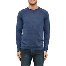 Buy Ted Baker Lyndon Linen Blend Jumper Online at johnlewis.com