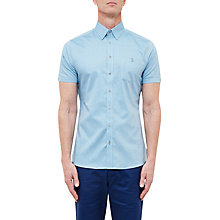 Buy Ted Baker T for Tall Wooett Shirt Online at johnlewis.com