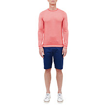 Buy Ted Baker T for Tall Milartt Jumper, Coral Online at johnlewis.com