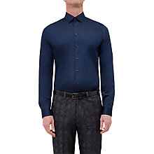 Buy Ted Baker T for Tall Raabitt Satin Stretch Shirt Online at johnlewis.com
