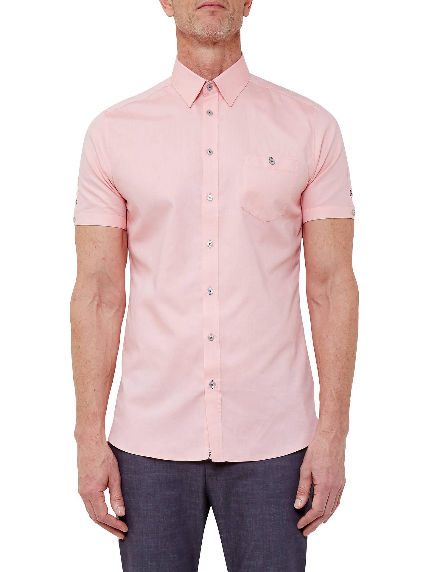 a1852a4cb Ted Baker T for Tall Wooett Shirt at John Lewis   Partners