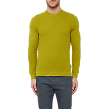 Buy Ted Baker Marlin Textured Crew Neck Jumper Online at johnlewis.com