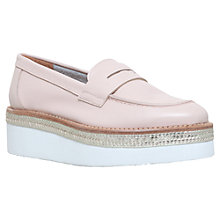 Buy Carvela Laughter Flatform Loafers Online at johnlewis.com