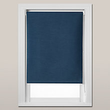 Buy John Lewis Faux Shot Silk Blackout Roller Blind Online at johnlewis.com