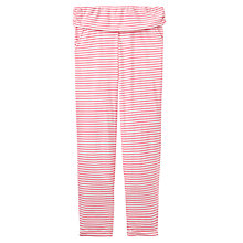 Buy Joules Estrella Striped Pyjama Bottoms, Pink/Multi Online at johnlewis.com