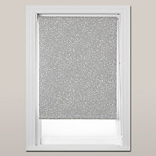 Buy House by John Lewis Terrazzo Blackout Roller Blind Online at johnlewis.com