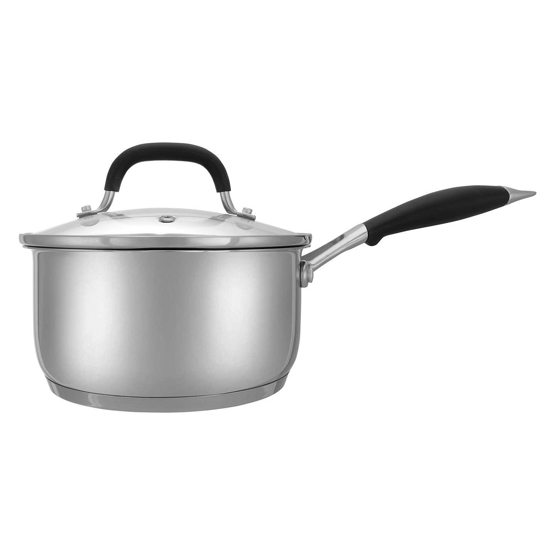 Silver Wedding Anniversary Gifts John Lewis: John Lewis 'The Pan' Stainless Steel Saucepan With Lid