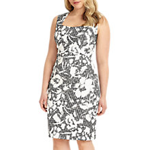 Buy Studio 8 Tasha Dress, Black/Ivory Online at johnlewis.com