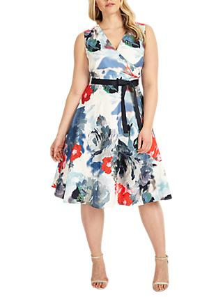 Studio 8 Quinn Floral Print Dress, Multi