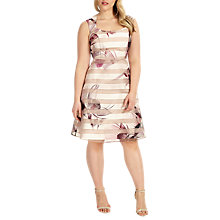 Buy Studio 8 Megan Dress, Multi Online at johnlewis.com