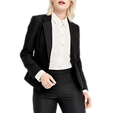 Buy Oasis Hannah Jacket, Black Online at johnlewis.com