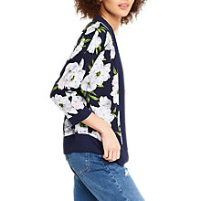 Buy Oasis Georgia Kimono, Multi Online at johnlewis.com
