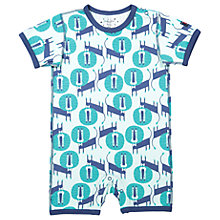 Buy Polarn O. Pyret Baby Lion Romper Pyjamas Online at johnlewis.com
