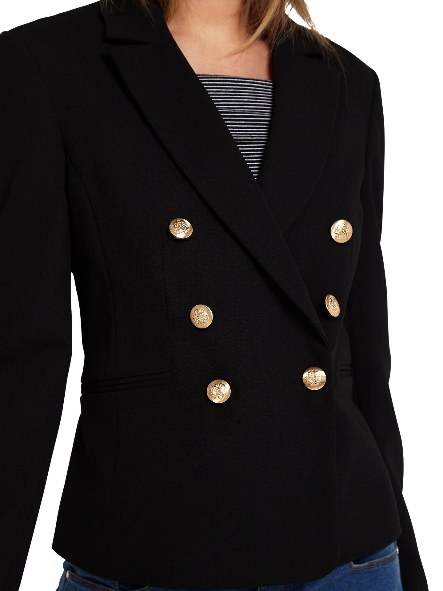 Miss Selfridge Military Jacket at John