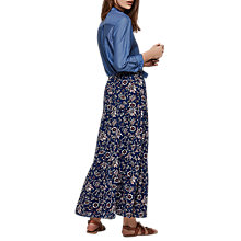 Buy Gerard Darel Jina Skirt, Blue Online at johnlewis.com