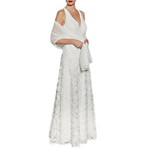 Buy Gina Bacconi Chiffon Maxi Dress With Fancy Skirt Online at johnlewis.com