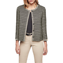 Buy Gerard Darel Vinn Jacket, Navy Blue Online at johnlewis.com
