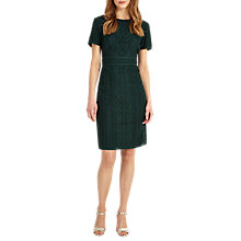 Buy Phase Eight Delaware Tape Dress, Pine Online at johnlewis.com