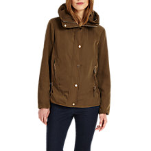 Buy Phase Eight Rosalie Jacket, Olive Online at johnlewis.com