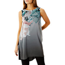 Buy Coast Varos Print Tunic Top, Multi Online at johnlewis.com