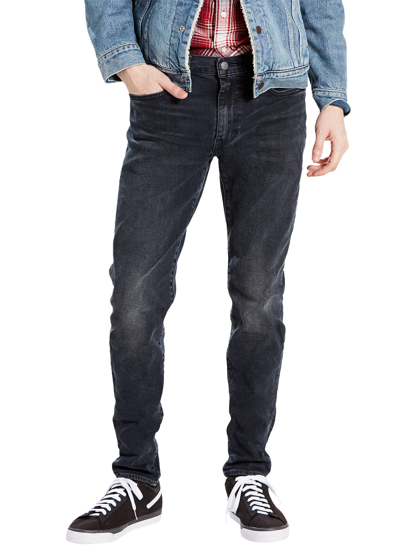 1ef57f3b83a Buy Levi's 512 Slim Tapered Jeans, Steinway, 30S Online at johnlewis. ...