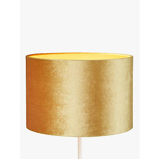 Gold ceiling lamp shades john lewis quick view aloadofball Image collections
