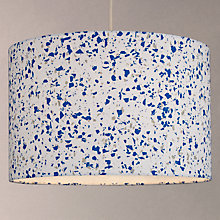 Buy House by John Lewis Terrazzo Lampshade Online at johnlewis.com