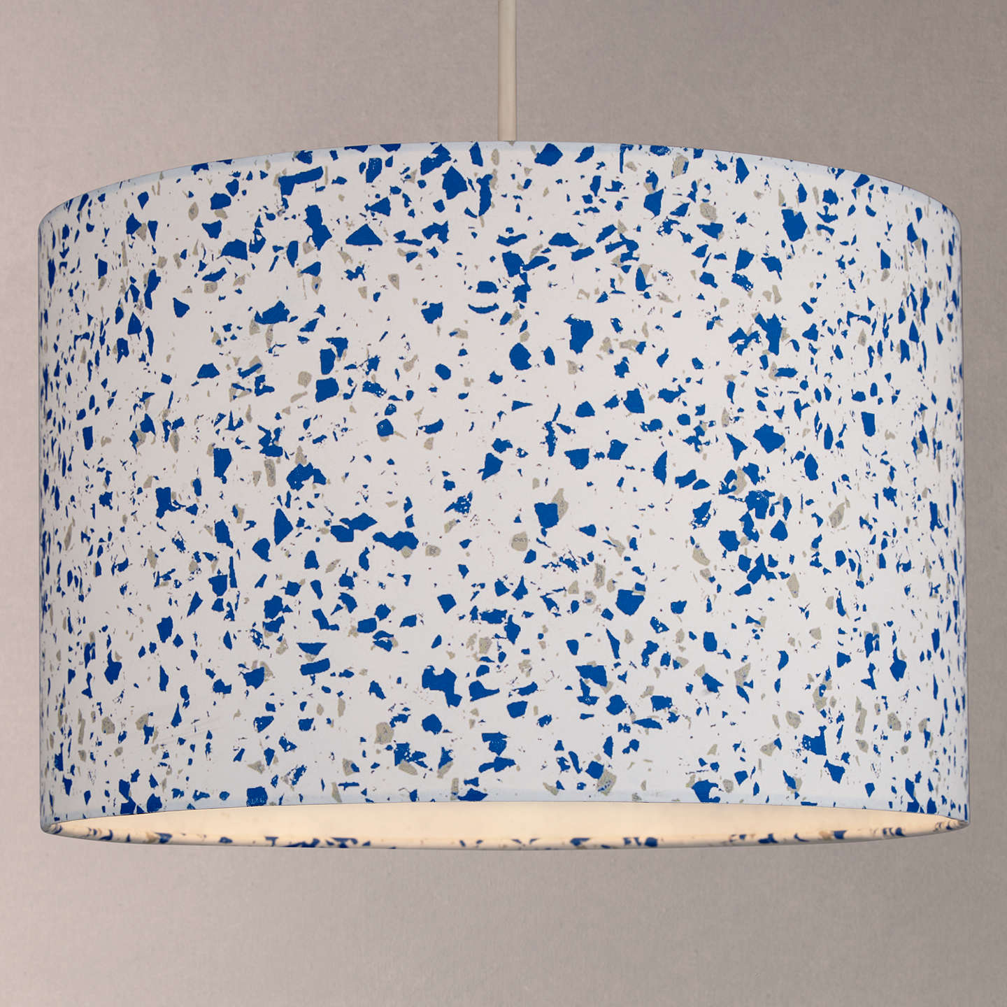 House by john lewis terrazzo lampshade at john lewis buyhouse by john lewis terrazzo lampshade 35cm online at johnlewis mozeypictures Choice Image